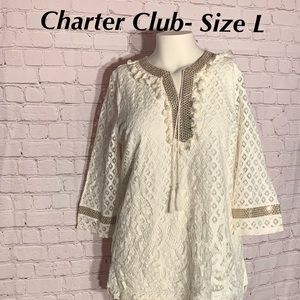 Charter Club top